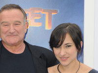 Robin Williams' daughter returns to social-media post father's death