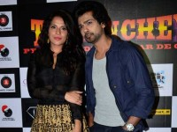 Richa Chadda and Nikhil Dwivedi at Tamanchey promotions