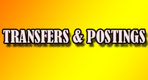 Punjab govt. transferred 1IPS and 20 PPS officers