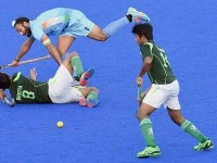 Hockey India lost by 1-2 against Pakistan
