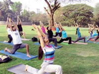 Yoga Improves Health, Reduces Stress