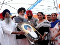 Badal announces to hold sangat darshan exclusively for border districts