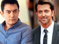 Aamir Khan accepts Hrithik Roshan's dare to shoot without transistor