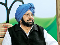 Badal should own moral responsibility over denial of payment to farmers : Capt.