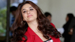 'Happy Ending' was fun for Preity Zinta