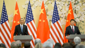 Candid intentions: Barack Obama, Xi Jinping downplay differences, highlight agreements