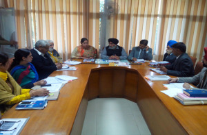 District level nodel officer be deputed to deal with compassionate ground cases : Dr. Cheema
