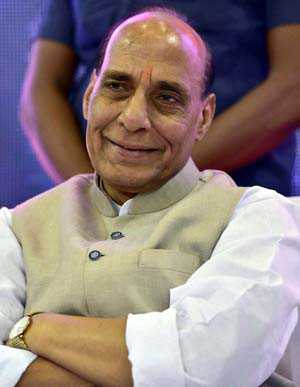 Anti-India activities will not be tolerated in country: Rajnath