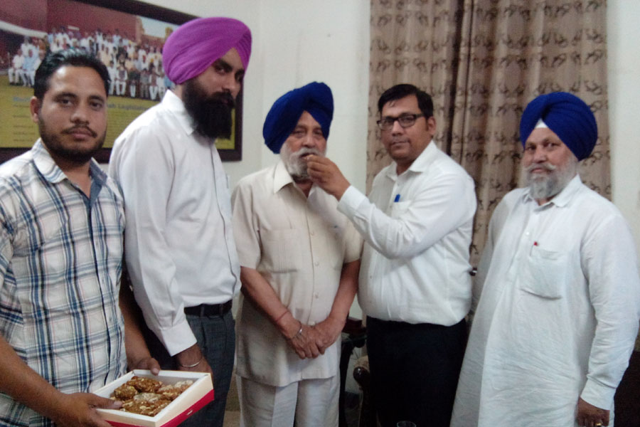VIDHAN SABHA SPEAKER ATWAL, APPOINTED MEMBER OF COMMITTEE FORMED BY PRIME MINISTER FOR CELEBRATING DR.AMBEDKAR'S 125TH BIRTH ANNIVERSARY