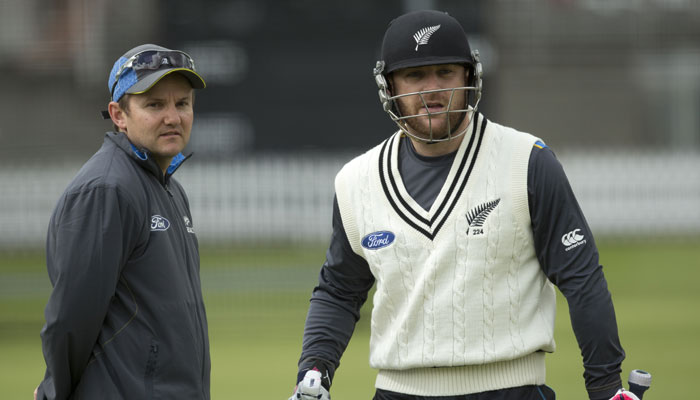 Mike Hesson hails New Zealand`s bold approach against England