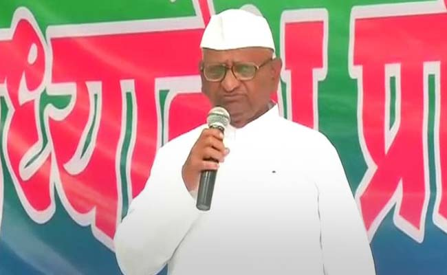 Kejriwal's quest for power behind AAP loss: Anna Hazare