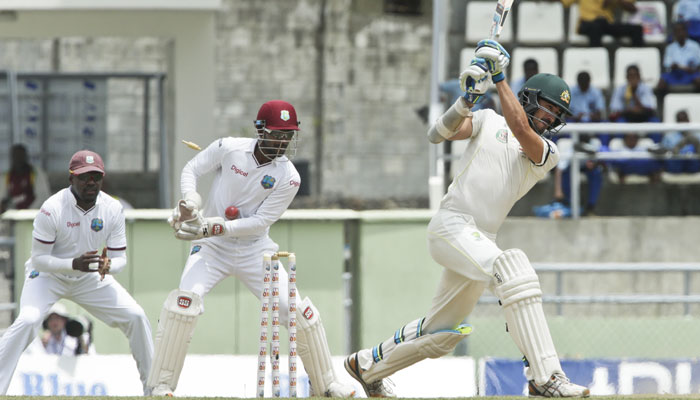 1st Test, Day 2: Devendra Bishoo's three key wickets give West Indies hope against Australia