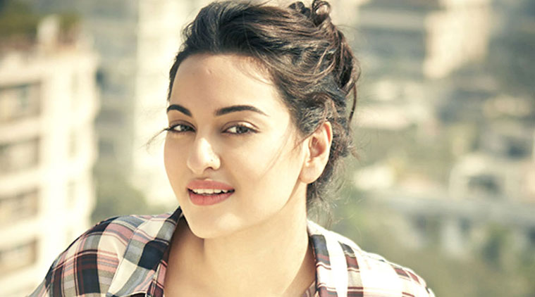 When a male actor does a film nobody calls it a 'male centric' movie: Sonakshi Sinha