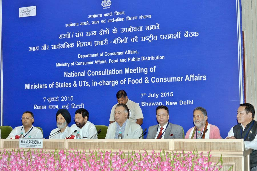 CENTRE PATS PUNJAB FOR TIMELY IMPLEMENTATION OF FOOD SECURITY ACT