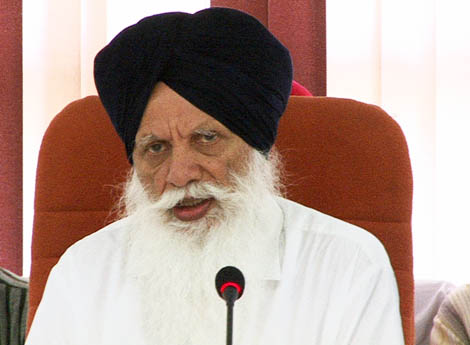 PUNJAB GOVERNMENT BANS ON MIXTURE OF MICRO-NUTRIENT- TOTA SINGH