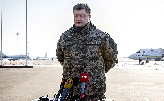 'Moral Duty' to Punish 'Murderers' Who Downed MH17: Ukraine Leader