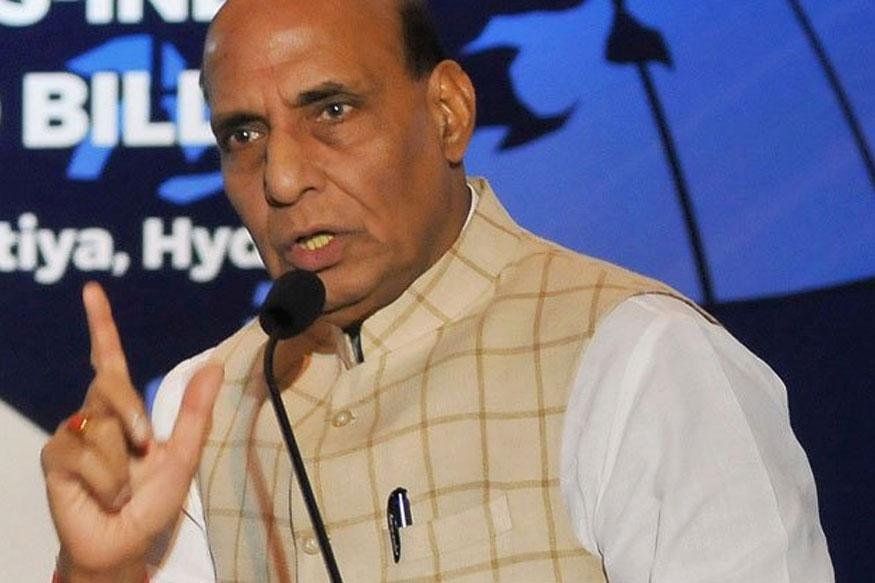 Borders with Pakistan, Bangladesh will be sealed: Rajnath Singh