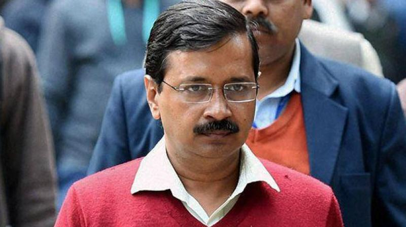 Kejriwal put on trial in Jaitley defamation case