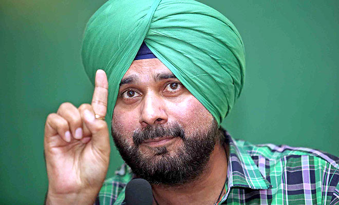 What I do after 6 pm is nobody's business: Sidhu