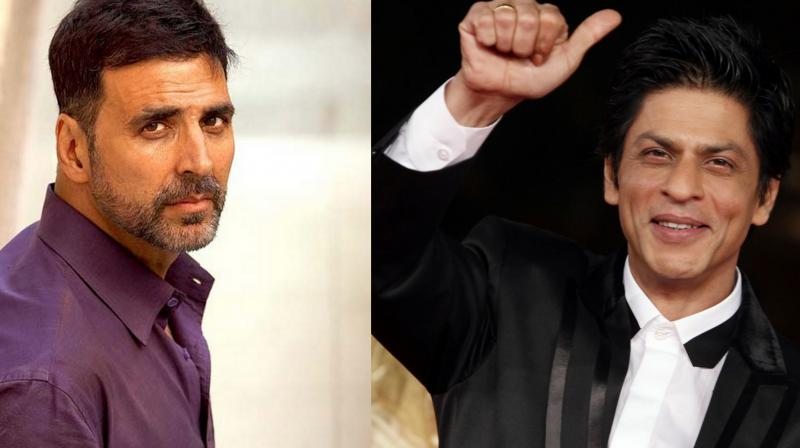 SRK, Akshay, Salman, Big B feature in world's top-20 highest-paid actors