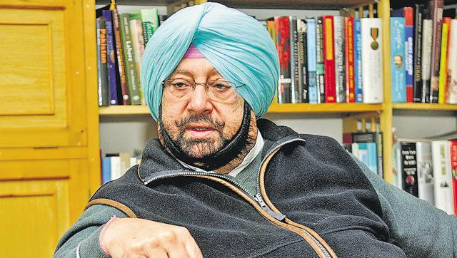 Capt Amarinder makes emotional connect with people of his 'nanka' Lehra