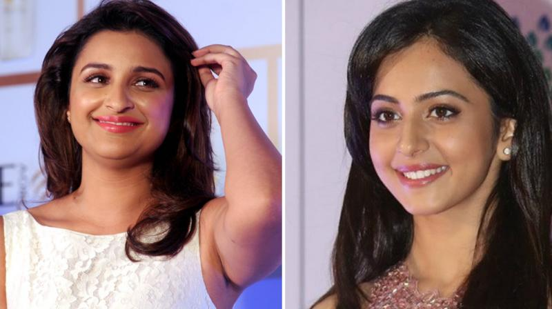 Rakul Preet to steal Parineeti Chopra's Tollywood debut?