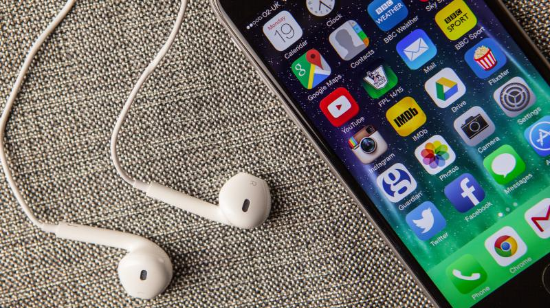 This is what Apple's iPhone 7 headphones may look like