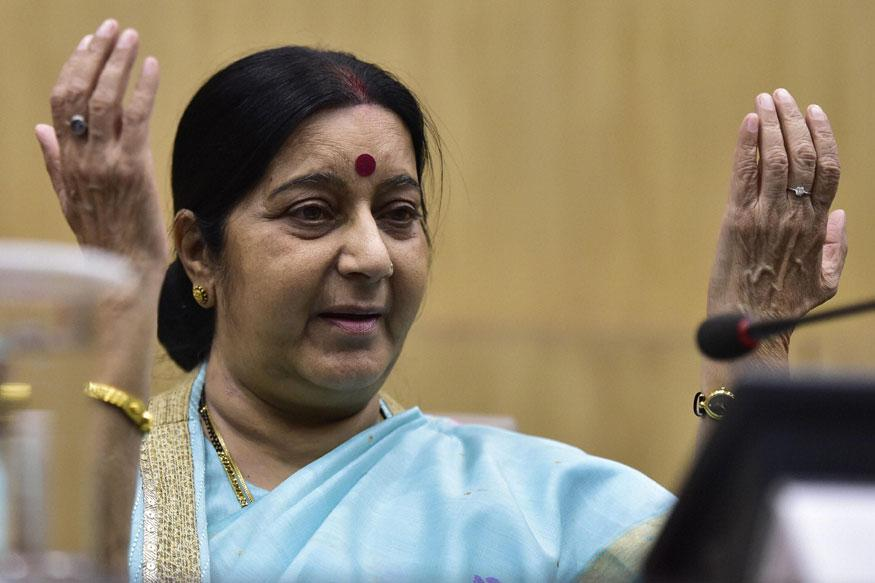No need to worry about H-1B visa issue for now: Sushma