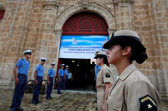 Colombia to sign peace deal with Marxist rebels to end 52-year war