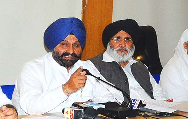 SAD asks Amarinder to take action against Navjot Sidhu for insulting the nation and the national flag
