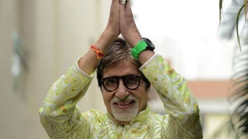 Amitabh Bachchan ecstatic after 'Pink' receives rosy reviews