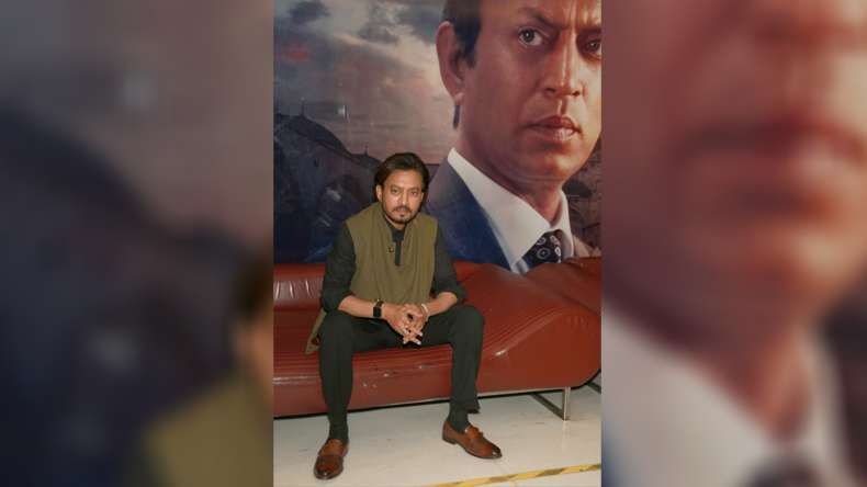 Irrfan's 'Inferno' gets steady response at Indian box office