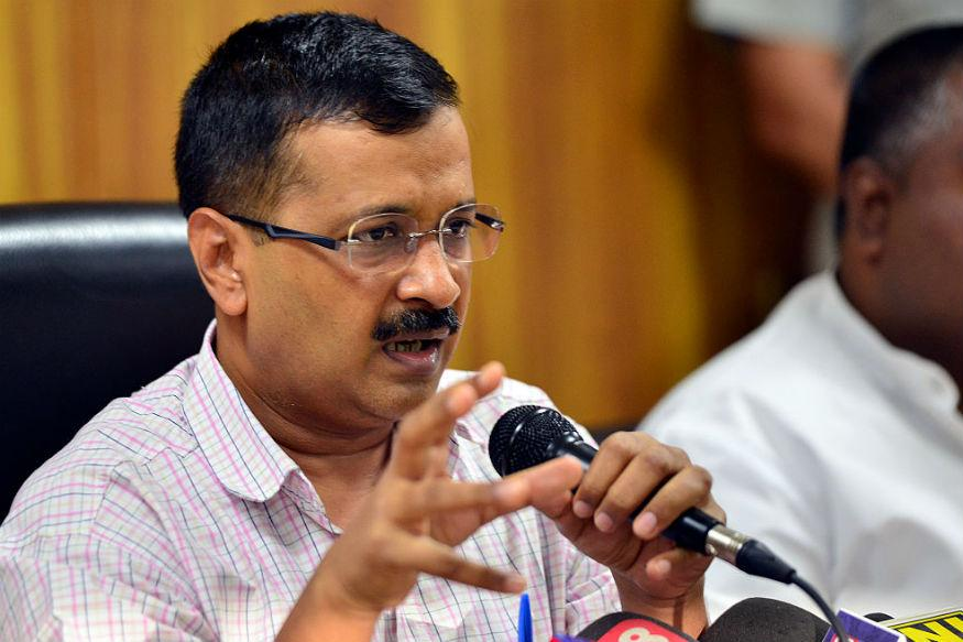 Kejriwal writes to Election Commission to withdraw his security during Punjab visit