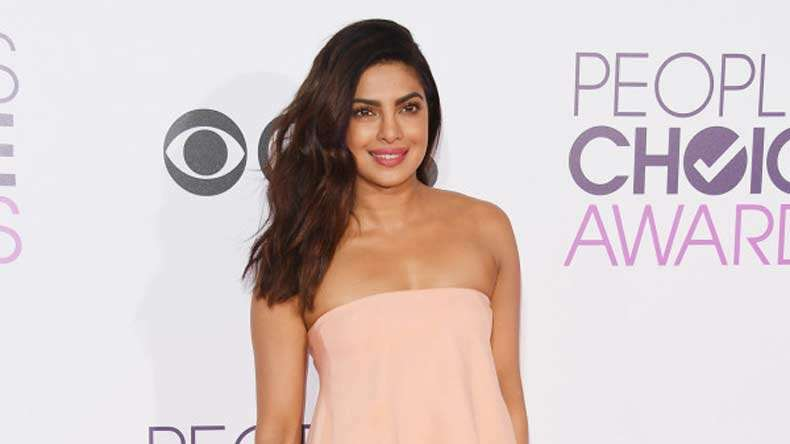'Quantico' star Priyanka Chopra wins at People Choice Awards again