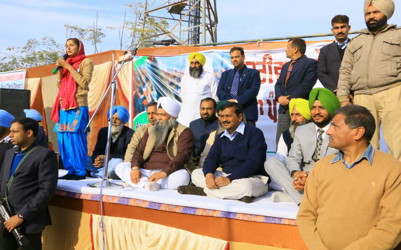 People of Punjab will reject Akali-Congress alliance in elections- Kejriwal