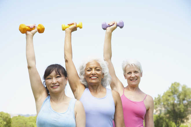 Sedentary lifestyle may hasten ageing in women