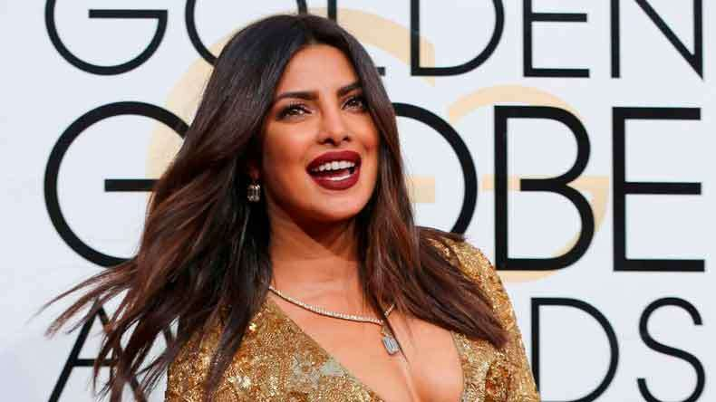 Actress Priyanka Chopra says she enjoyed being part of Golden Globe Awards