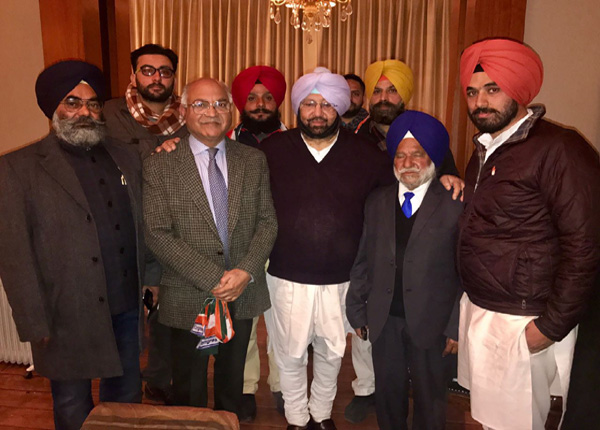 Setback to SAD, AAP in Ropar as several top leaders quit to join Cong