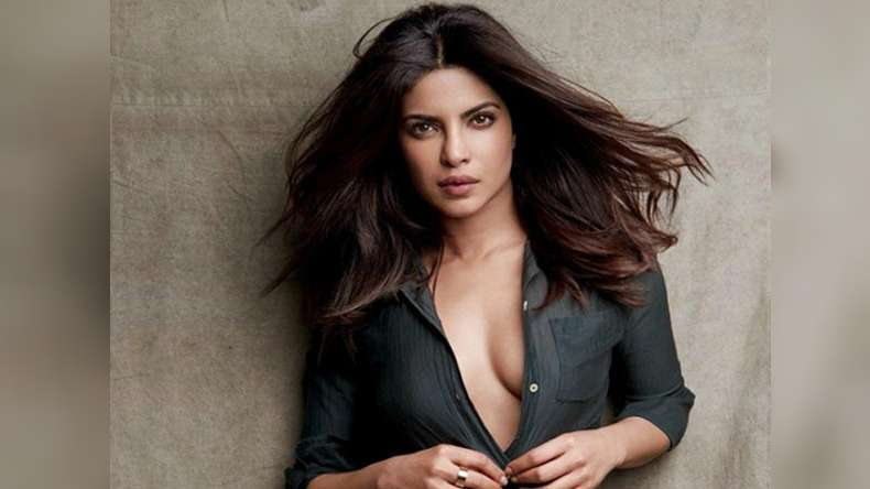 No work! 'Quantico' actress Priyanka Chopra resting comfortably at home