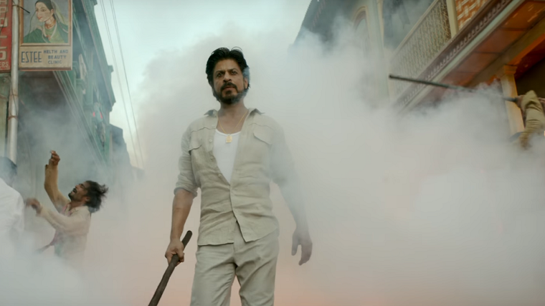Shah Rukh Khan to travel by train to promote 'Raees'