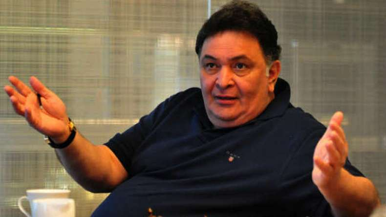 Rishi Kapoor says he regrets 'buying' award for Rs 30,000