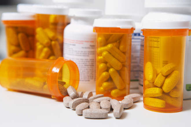 Popping over 5 pills a day may make you frail