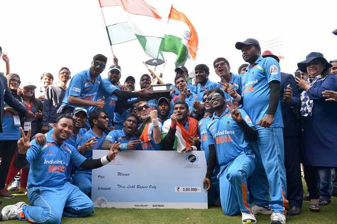 India win blind T20 World Cup