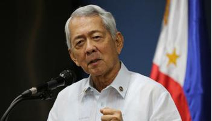 China promised Philippines will not build in disputed shoal: Perfecto Yasay