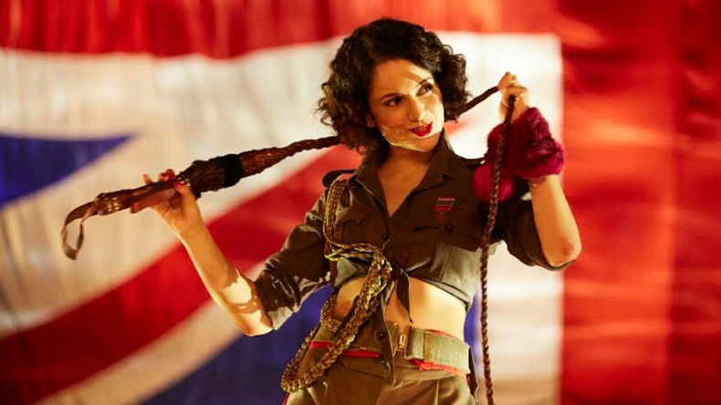 My scenes in 'Rangoon' were cut: Kangana Ranaut