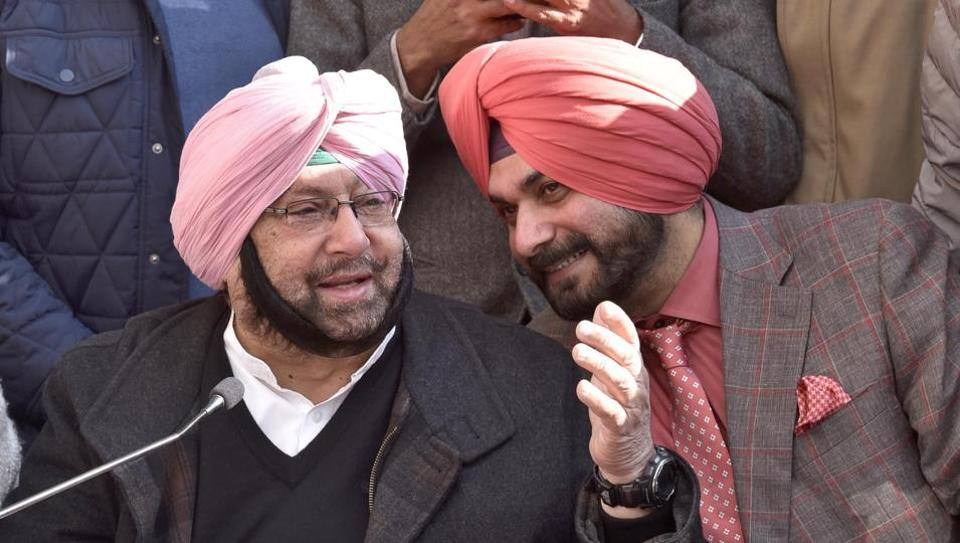 DO YOU WANT TO MAKE MINISTERS CORRUPT? ASKS CAPT AMARINDER OVER SIDHU TV SHOW ISSUE