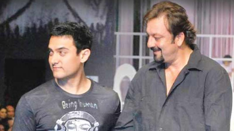 Sanjay wants to postpone Bhoomi to avert clash with Aamir's Secret Superstar