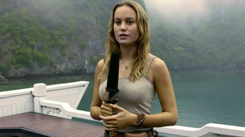 'Kong: Skull Island' was physically taxing: Brie Larson