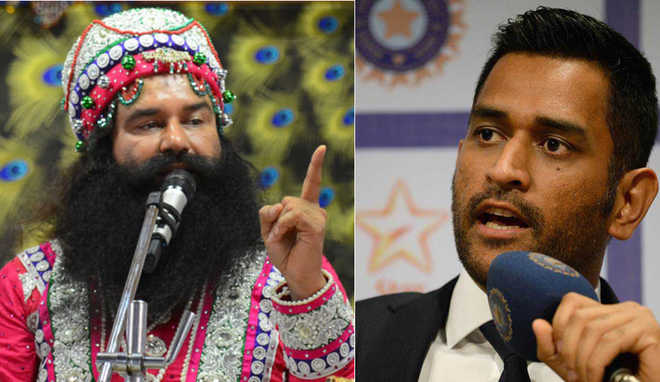 Names of Gurmeet Ram Rahim, MS Dhoni for Padma awards rejected by govt