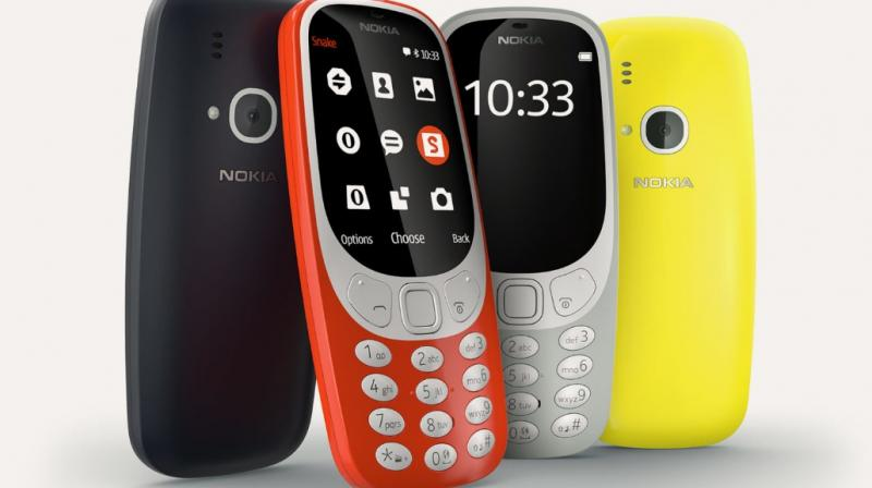 HMD Global to make Nokia 3310, other models in India